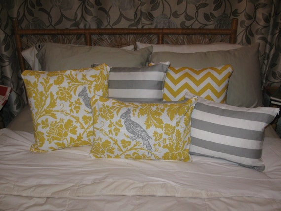 Pretty Decorative Throw Pillows