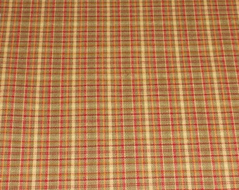 Carlston Plaid fabric by Waverly in color Balsam