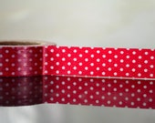 Red Polka Dot Washi Tape