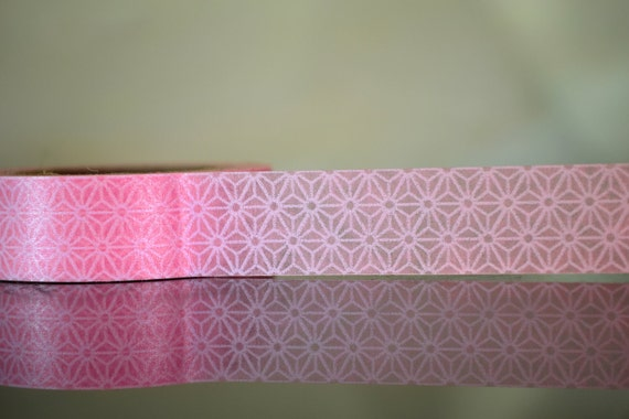 Pink Crystal Washi Tape