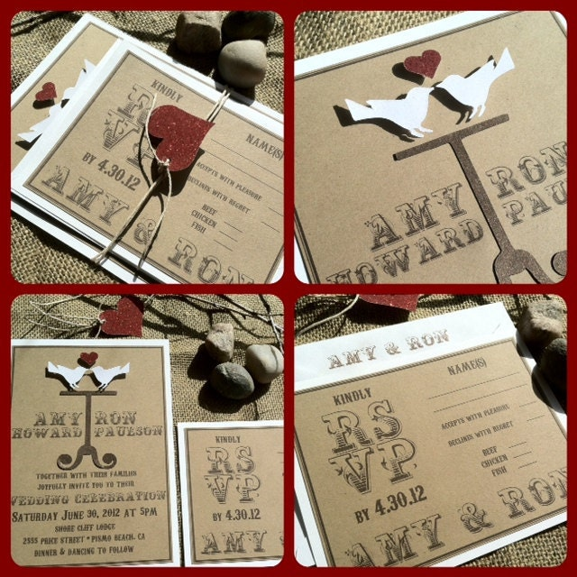 3D Wedding Invitations is one of our best ideas you might choose for invitation design