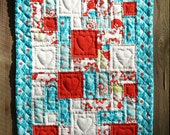 Heirloom baby doll quilt