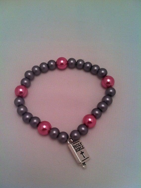 holy bible bracelet by alihopdesigns on etsy
