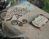 Once Upon A Time Fairy Tale Guest Book