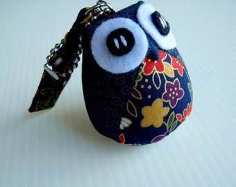 Oriento - the Little Cute Owl Doll with Bag: plush, keychain, children, kid, baby, boy, girl, kid, eco, soft, flower, garden