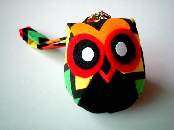 Huddington - Cute Owl Doll with Bag: plush, owl decor, doll, kid doll, children doll, owl decoration, kawaii, green, white, SALE, discount