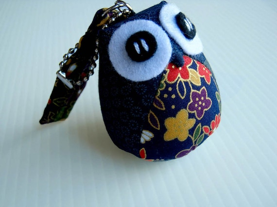 Oriento - the Little Cute Owl Doll with Bag: plush, keychain, children, kid, baby, boy, girl, kid, eco, soft, flower, garden