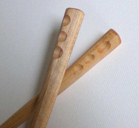 Hard Maple Chopsticks