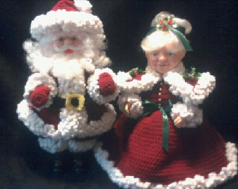 On sale Now Santa & Mrs. Clause Set