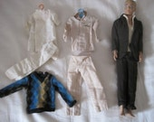 1960 Ken Doll with Clothes