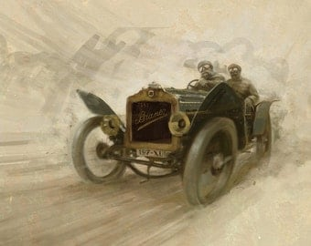 1908 Brasier GP Special