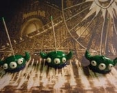 Toy Story Green Alien Toy Disney Charm