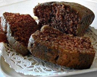 Chocolate Chai Tea Cake