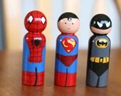 Superhero Pals