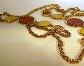 Vintage Sarah Coventry Necklace Taste of Honey