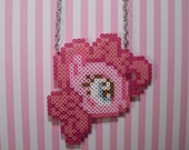 Pinkie Pie Inspired Necklace