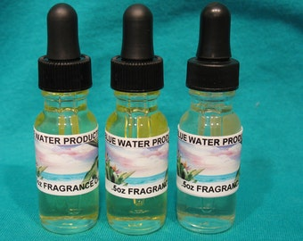 FRESH CUT GRASS  Fragrance Oil Body Perfume Oil 1/2oz