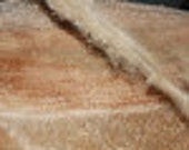 RESERVED FOR thesaffronstone Fawn color fleece Code 2011FiberSpecial applied to price