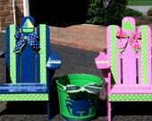Children's Adirondack Chairs