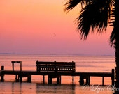 South Padre Colors, Texas, ocean, sea, coast, fine art, landscape, wall art, sunset, seascape, ocean art
