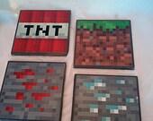 Minecraft Coasters