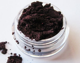 SMOULDER Mineral Eye Shadow: Vegan, Natural & Pure Makeup