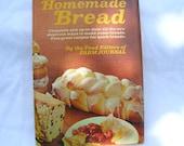 Homemade Bread Cookbook, vintage Farm Journal