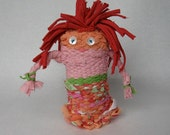 Rag Doll, Weaving Pattern