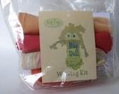 Custom Rag Doll order for Katie