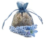 Sea Salt & Lotus Blossoms Corn Cob Cellulose Fiber Aroma Sachet - SerendipityCandle