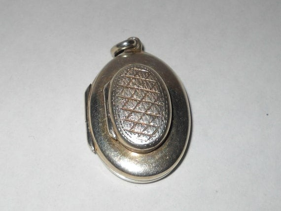 Sale Priced Locket Sterling Silver Locket Price Reduced thru Dec. 31