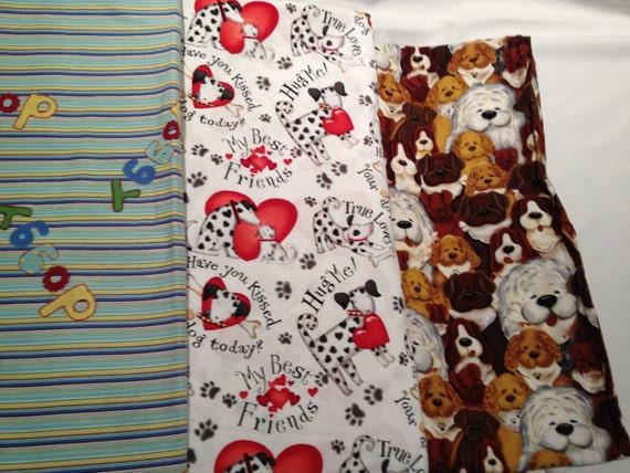 Dog Lover Fabric