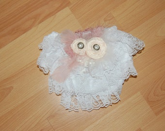 Vintage Shabby Chic Lace Bloomers