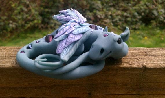 Fairy Dragon figurine sculpture