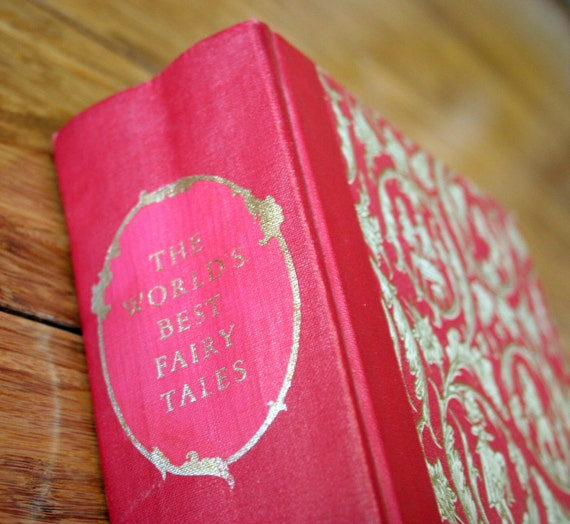 Rare 1967 Edition of Worlds Best Fairy Tales a Readers Digest Anthology