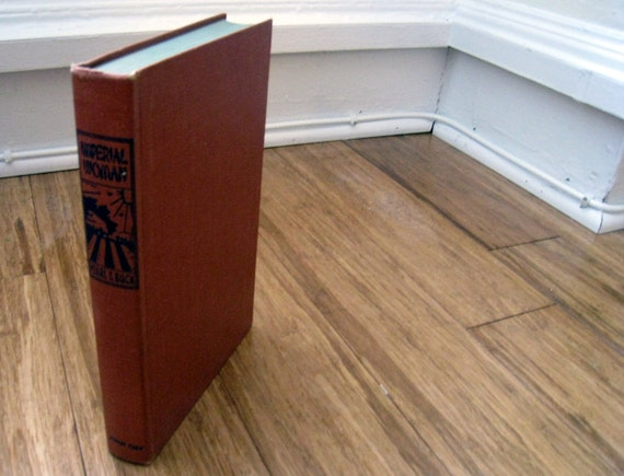 1956 Edition of Imperial Woman by Pearl S Buck