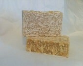 Lightly Scented Handmade Goats Milk Soap