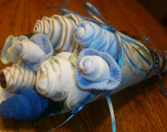 Baby  Bouquet Gift Set