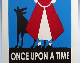 WPA Poster No.2 Once Upon A Time