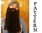 SALE!! PATTERN--Adult Viking Hat