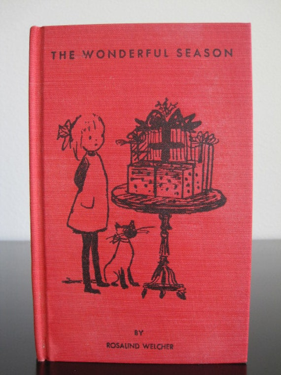 Vintage Children's Book (1970) - The Wonderful Season