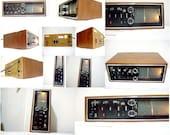 1969 Vintage Sharp MPX 37 Radio