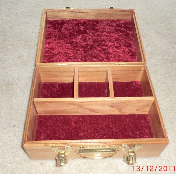 Made To order Jewelry Box/ Treasure Box, With Custom specks