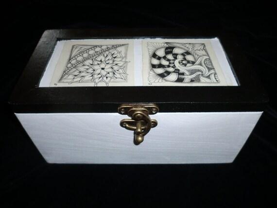 Storage Box or Keepsake Box