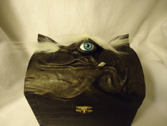 Tarot Storage Desk Organizer Stash Box Treasure Chest Witch Wiccan Pagan