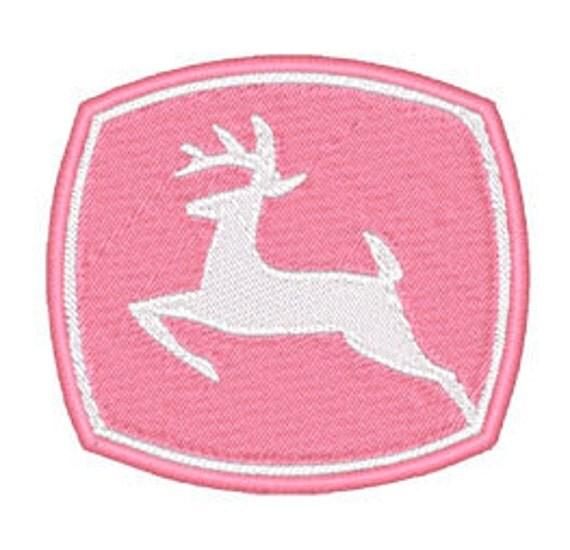 John Deere Applique Embroidery Design : John deere embroidery design instant download
