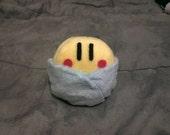 "Very Soft Plush Baby Dango - 3 and 1/2""  (custom colors)"