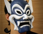 Avatar: The Last Airbender Blue Spirit Mask - RESERVED for unexpectedparty