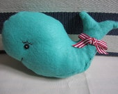 Wallace the pretty little whale