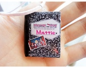 Monster High Personalized Name Necklace